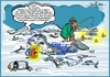 Cartoon: Eisangeln (small) by Egon58 tagged atom,seuche,eisnageln,fisch