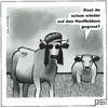 Cartoon: Coole Kühe (small) by BAES tagged hanf,kuh,kühe,joint,gras,marihuana,wiese,reggae,bob,marley,landwirtschaft,tiere