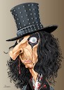 Cartoon: Alice Cooper (small) by Ulisses-araujo tagged alice,cooper