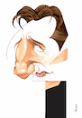 Cartoon: Liam Neeson (small) by Ulisses-araujo tagged liam,neeson