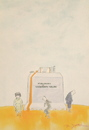 Cartoon: Monument to Cadmium Yellow (small) by Mike Dater tagged dater,mike,art,painting