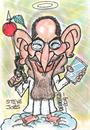 Cartoon: karikatürportre (small) by demirhindi tagged steve,jobs