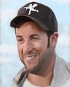 Cartoon: Adam Sandler (small) by Danny Kohn tagged funny,actor