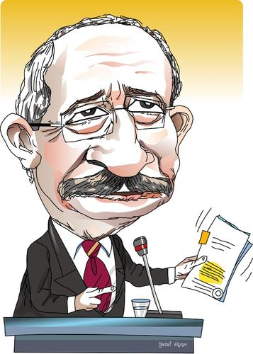 Cartoon: cizim ve photoshop boyama (medium) by pisko tagged kilicdaroglu