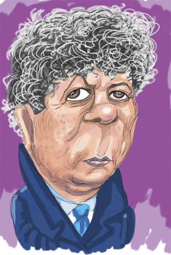 Cartoon: Mircea Lucescu (medium) by pisko tagged teknik,director,futbol