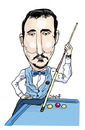 Cartoon: bilardo ustasidir semih abimiz (small) by pisko tagged semih,sayginer