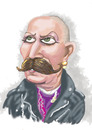 Cartoon: Cemil ipekci (small) by pisko tagged moda,tekstil,modaci