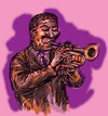 Cartoon: jazz desen (small) by pisko tagged jazz,desen