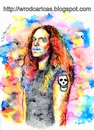 Cartoon: Cliff Burton (small) by WROD tagged cliff burton metallica