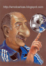 Cartoon: Luiz Felipe Scolari (small) by WROD tagged felipao