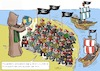 Cartoon: Jurisdiction (small) by paparazziarts tagged property,laws,intellectual,piracy,theft,pirates,jurisdiction