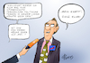 Cartoon: Höcke-Interview (small) by Paolo Calleri tagged deutschland,parteien,afd,alternative,fuer,bjoern,hoecke,interview,abbruch,drohung,journalismus,journalisten,zitate,mein,kampf,adolf,hitler,karikatur,cartoon,paolo,calleri