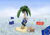 Cartoon: People_s vote (small) by Paolo Calleri tagged eu,gb,uk,grossbritannien,demonstration,people,marsch,brexit,austritt,gemeinschaft,europa,brexiteers,remainers,london,werte,politik,wirtschaft,demonstranten,verbleib,referendum,deal,cartoon,karikatur,paolo,calleri