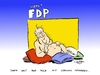 Cartoon: Sex sells (small) by Paolo Calleri tagged fdp,frauen,chauvinismus,wahlplakate,sex,sells,schöne,männerverein,frauenquote,frauenfeindlich,familienfeindlich