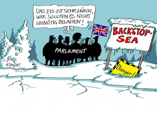 Cartoon: Backstop See (medium) by RABE tagged brexit,eu,insel,may,britten,austritt,rabe,ralf,böhme,cartoon,karikatur,pressezeichnung,farbcartoon,tagescartoon,bauhaus,baukasten,bauklötzer,plan,referendum,februar,see,sea,backstop,grenze,irland,brexitgegner,nachbesserungen,nachverhandlungen,nordirland,brexit,eu,insel,may,britten,austritt,rabe,ralf,böhme,cartoon,karikatur,pressezeichnung,farbcartoon,tagescartoon,bauhaus,baukasten,bauklötzer,plan,referendum,februar,see,sea,backstop,grenze,irland,brexitgegner,nachbesserungen,nachverhandlungen,nordirland