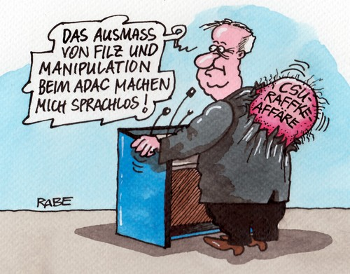 Cartoon: Seehoferbuckel (medium) by RABE tagged affäre,familienmitglieder,postenschacherei,bestechung,korruption,filz,ministerpräsident,bayern,csu,seehofer,amigoaffäre,raffkes,raffkeaffäre,manipulation,ausmass,rabe,ralf,böhme,cartoon,karikatur,pressezeichnung,farbcartoon,adac,automobilclub,autofahrer,engel,gelber,gelberengel,plakette,test,testergebnisse,daimler,vw,opel,buckel,quasimodo,krüppel,last,seehofer,csu,bayern,ministerpräsident,filz,korruption,bestechung,postenschacherei,familienmitglieder,affäre,amigoaffäre,raffkes,raffkeaffäre,manipulation,ausmass,rabe,ralf,böhme,cartoon,karikatur,pressezeichnung,farbcartoon,adac,automobilclub,autofahrer,engel,gelber,gelberengel,plakette,test,testergebnisse,daimler,vw,opel,buckel,quasimodo,krüppel,last