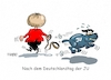 Cartoon: Deutschlandtag der JU II (small) by RABE tagged junge,union,deutschlandtag,wahl,gruhner,kuban,bierzeltrede,merkel,abnabelung,rabe,ralf,böhme,cartoon,karikatur,pressezeichnung,farbcartoon,tagescartoon,kanzlerin,cdu,csu,akk,hund,halsband,freiheit