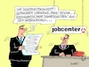 Cartoon: Jobcentersicherheit (small) by RABE tagged job,jobcenter,sicherheit,sicherheitskonzept,rabe,ralf,böhme,cartoon,karikatur,pressezeichnung,farbcartoon,tagescartoon,attentat,anschlag,belästigung,erpressung,limousine,scharfschützen,bodyguard,panicroom