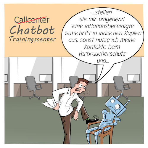 Chatbot Trainingscenter
