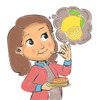 Cartoon: dreameing (small) by anupama tagged dreaming