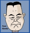 Cartoon: Tom Hanks (small) by michaskarikaturen tagged tom,hanks,karikatur