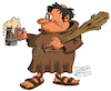 Cartoon: Friar Tuck (small) by Ludus tagged friartuck,beer