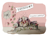 Cartoon: Free kisses (small) by OTTbyrds tagged dornröschen,sleepingbeauty,märchen,fairytales,briarrose,prinzessin,küsse,oldslut,fregatte