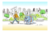 Cartoon: covid19 (small) by vasilis dagres tagged covid19
