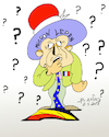 Cartoon: election in france (small) by vasilis dagres tagged france,election