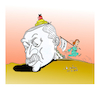 Cartoon: ERDOGAN - ELECTIONS (small) by vasilis dagres tagged erdogan,elections,dimocracy