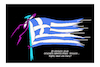 Cartoon: Fires in Greece (small) by vasilis dagres tagged greece