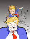 Cartoon: Joe Biden (small) by vasilis dagres tagged joe,biden,usa