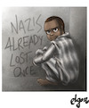 Cartoon: Libya (small) by Alagooon tagged racism