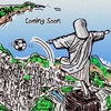 Cartoon: Coming Soon (small) by takeshioekaki tagged world,cup