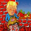 Cartoon: WIN (small) by takeshioekaki tagged trump