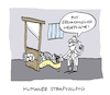 Cartoon: Sträflich (small) by Bregenwurst tagged strafvollzug,human,guillotine,ergonomie
