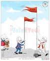 Cartoon: 25 June 2018 (small) by Cartoonist Rakesh Ranjan tagged cartoonist