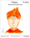 Cartoon: Cartoon On National Youth Day (small) by Talented India tagged cartoon,talented,talentedindia,talentednews