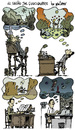 Cartoon: dreams multipage (small) by mortimer tagged mortimer,mortimeriadas,cartoon