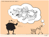Cartoon: world consumer rights day (small) by Sajith Bandara tagged consumer,rights