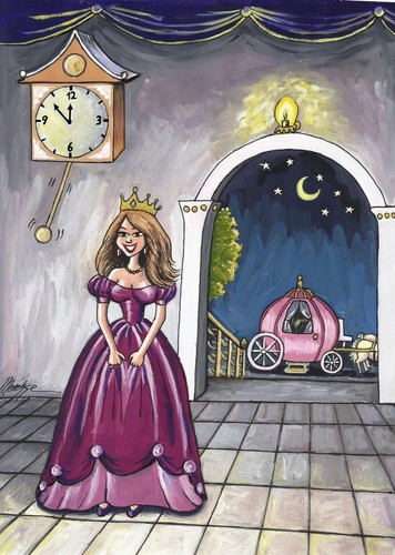 Cartoon: 8 march womens day (medium) by menekse cam tagged märchen,uhr,kürbis,herrschaft,acht,märz,tag,frau,taleaschenputtel,fairy,clock,car,pumpkin,reign,one,cinderella,liebe,woman,day,womens,love,march,eight