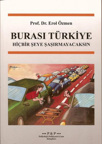 Cartoon: This Place Turkey! (medium) by menekse cam tagged my,first,cartoon,psychological,book,cover,turkey,turkish,people,entertaining,thought,provoking