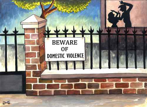 Cartoon: violence against women-3 (medium) by menekse cam tagged domestic,violence,against,women,stop,men,family,relationship,marriage,home,beware,domestic,violence,against,women,stop,men,family,relationship,marriage,home,beware