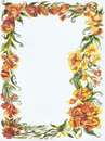 Cartoon: an old floral design I made (small) by bennaccartoons tagged floral,design