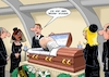 Cartoon: Last wish (small) by C Berger tagged sarg,bestattung,last,wish,letzter,wunsch