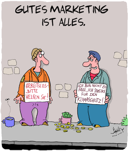 Gutes Marketing