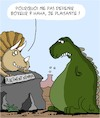 Cartoon: Carriere (small) by Karsten tagged sports,boxe,professions,consultants,dinosaures,animaux