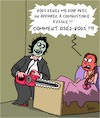 Cartoon: Comment osez-vous?! (small) by Karsten tagged greta,environnement,climat,combustible,fossile,films