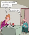 Cartoon: Naturel (small) by Karsten tagged animaux,environnement,alimentation,agriculture,vaches,porcs