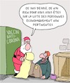Cartoon: Non pertinentes (small) by Karsten tagged covid19,vaccin,noel,sdf,sante,politique,economie